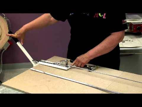 How to Stretch Lead Came | Delphi Glass