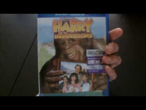 Harry And The Hendersons (1987) | Blu-ray | Box Art & Specs