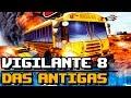 Destrui o De Carros Insana Vigilante 8 Das Antigas