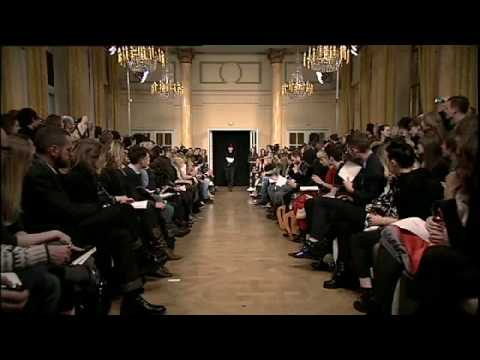 Wood Wood Fall/Winter 2010 Collection Video