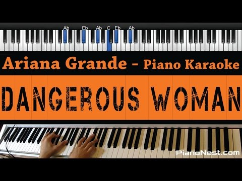 Dangerous Woman - Ariana Grande video tutorial preview