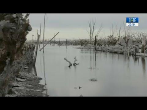 città fantasma - villa epecuén (argentina)