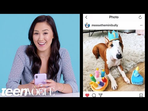 LaurDIY Breaks Down Her Favorite Instagram Follows | Teen Vogue