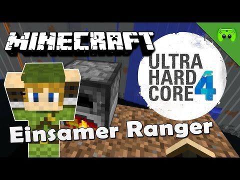 ULTRA HARDCORE SEASON 4 # 2 - Einsamer Ranger «» Let's Play Ultra Hardcore Season 4 | HD