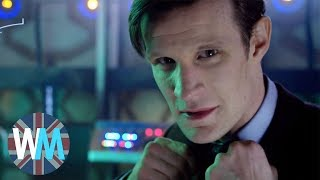 Top 10 Doctor Who Moments Subscribe: https://www.youtube.com/c/watchmojouk?sub_confirmation=1 The British Sci-fi series, ...