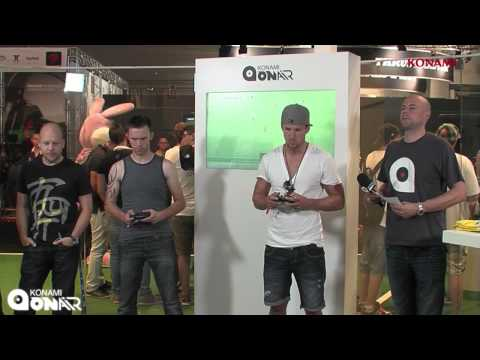 PES 2013 - gamescom: Konami On-Air - Winning Eleven Blog Deutschland