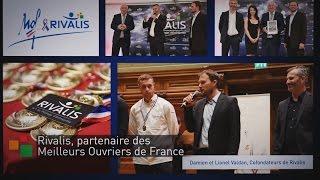 Les temps forts 2016 de Rivalis en vidéo !