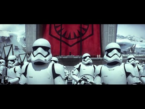 Star Wars The Force Awakens Official Teaser Trailer #2