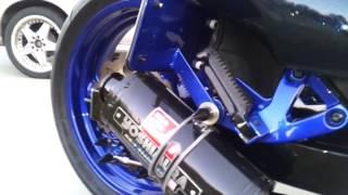 8. 2005 Custom Suzuki Katana