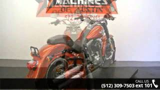 6. 2013 Harley-Davidson FLSTFB - Softail Fat Boy Lo  - Dream...