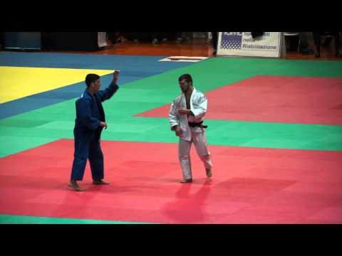 Daniel Lombardo - Elios Manzi - finale assoluto maschile -60KG