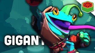 AWESOME NEW HERO SHOOTER!   Gigantic