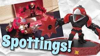 Skylanders Imaginators: MYSTICAL TAE KWON CROW SPOTTINGS! ► Hello and Welcome to Alpha Ambush my amazing Soldiers! Today, I show off some of the most recent ...