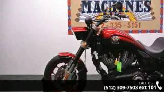 2. 2007 Victory Hammer S  - Dream Machines Indian Motorcycle...