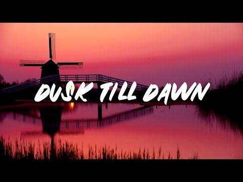 ZAYN - Dusk Till Dawn (Lyrics) ft. Sia (видео)