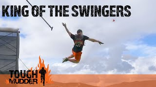 Tough Mudder | King Of The Swingers | 2015 Obstacles - YouTube