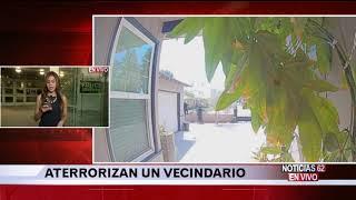 Criminales aterrorizan un vencindario de North Hollywood – Noticias 62  - Thumbnail