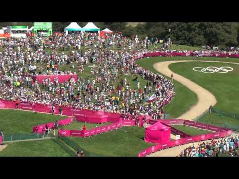 Olympic Mountain Bike Race