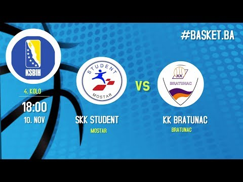 Student-Bratunac 95-86 (no11 blue, 25pts)