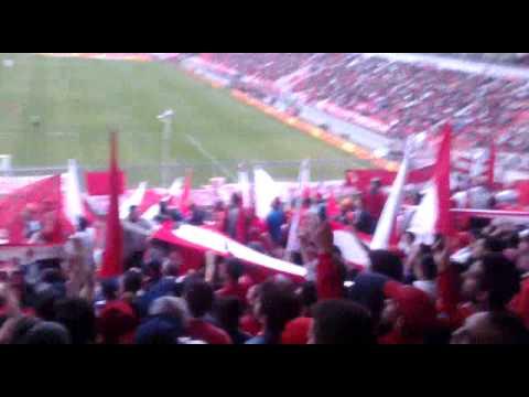 """""""Yo solo espero que llegue este domingo..."""" - La Barra del Rojo - Independiente"""