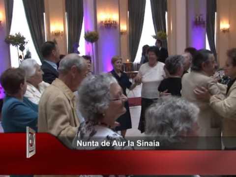 Nunta de Aur la Sinaia