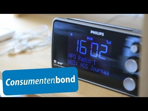 DAB+ digitale radio - Review (Consumentenbond)