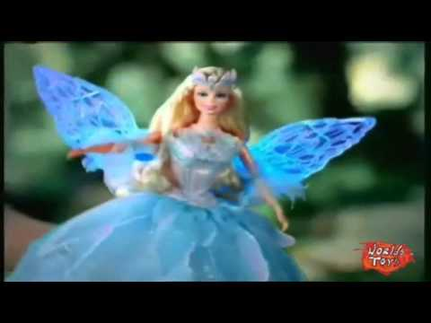 2003 barbie™ swan lake odette dolls commercial