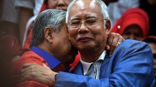 Video Najib steps down as chief of Umno and BN MP3, 3GP, MP4, WEBM, AVI, FLV Mei 2018
