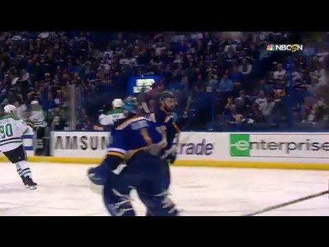 Video: Radek Faksa  pomohl gólem Dallasu k výhře na ledě St. Louis