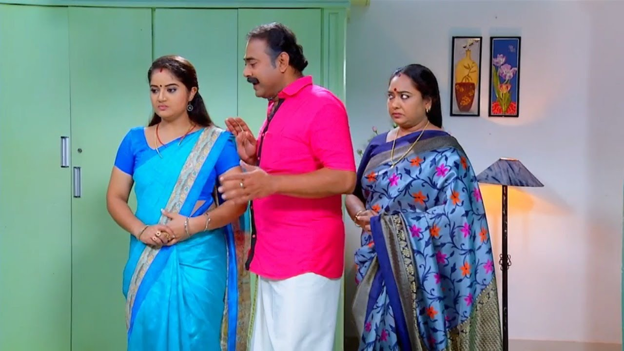 Bhagyajathakam March 22,2016 Epi 173 TV Serial