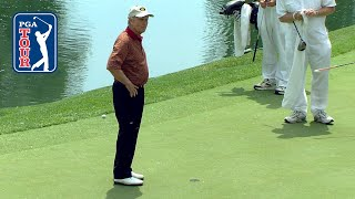 Jack Nicklaus robbed of hole-in-one in 2004 Memorial by PGA TOUR