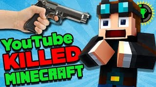 Game Theory: How Minecraft BROKE YouTube!