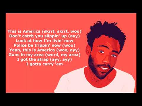 Lyrics - This Is America