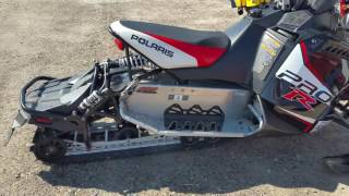 3. 2013 polaris pro r 800 switchback for trade