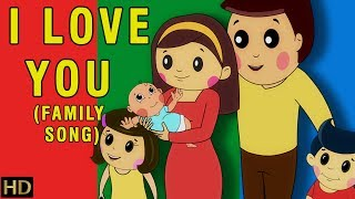 I Love You (आय लव यू) & More Nursery Rhymes For Children | Popular Kids Songs | Shemaroo Kids Hindi
