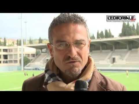 L'Aquila Calcio: parla il DS Battisti