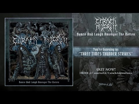 CARACH ANGREN - Three Times Thunder Strikes