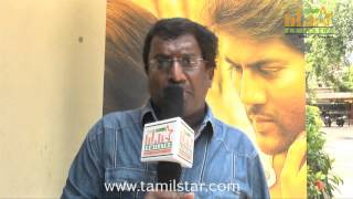 Music Director Ravi Ragav at  Vilasam Movie Press Meet