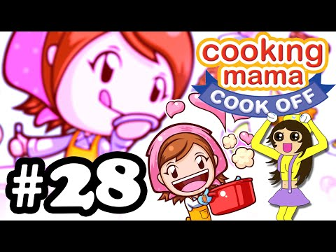 Let's Play Cooking Mama Cook Off #28 Hamburger