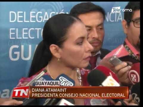 CNE optimista que asamblea apruebe reformas electorales dentro de plazo