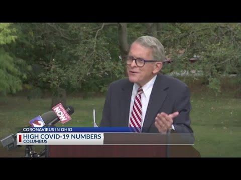 COVID case spike seen across U.S., not just in Ohio