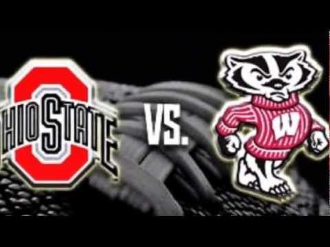 Ohio State vs. Wisconsin (11/17/2012) – NCAA Football