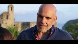Stefano Russo con La fortezza all'Ischia Film Festival 2018