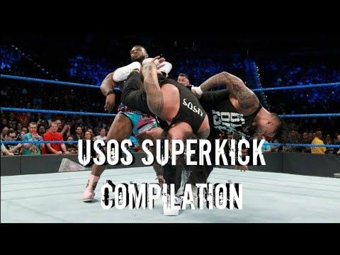 Usos Superkick Compilation