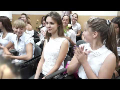Вручение наградных знаков КМС черлидерам сборной команды Ростовской области