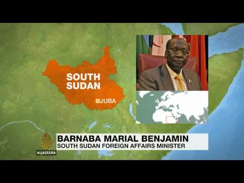 South sudan - The United Nations says rebels in South Sudan have killed hundreds of people - based on their ethnicity. The killings were carried out last week in the oil Barnaba Marial Benjamin,...