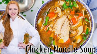 The Best Chicken Noodle Soup by Tatyana's Everyday Food