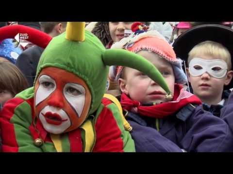 Kindervastenavend 2015 i.s.m. ZuidWest TV