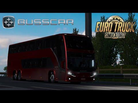 Busscar Vissta Buss DD Multichassi 6x2 1.36.x