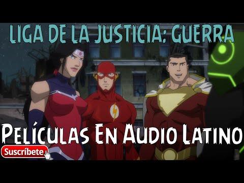 LIGA DE LA JUSTICIA: GUERRA / Justice League: War - [2014] [Audio Latino] [WEB-DL] [2 Link]